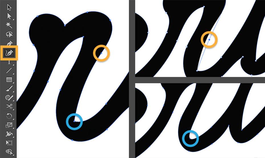 szkolenie adobe illustrator moduł 2 tworzenie liter