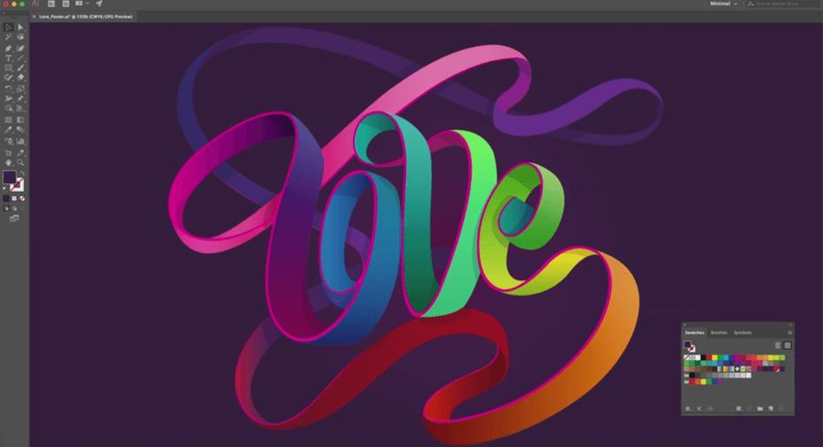 szkolenie adobe illustrator tworzenie logo piktogramów