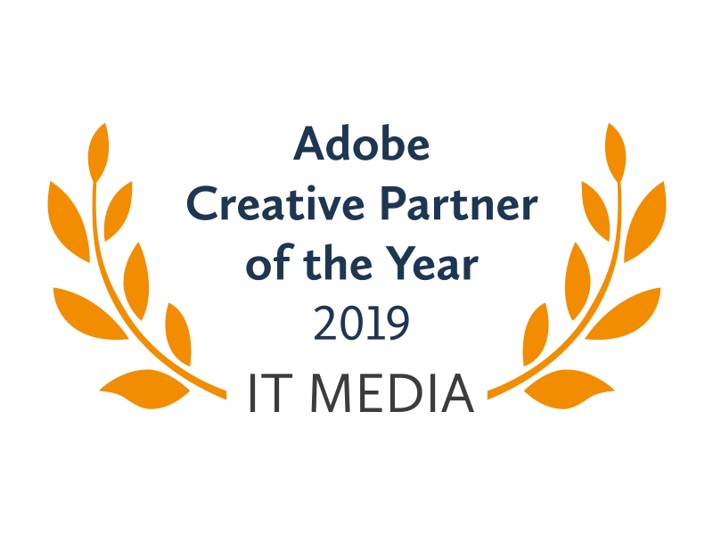 IT Media Adobe Creative Partner of the year 2019