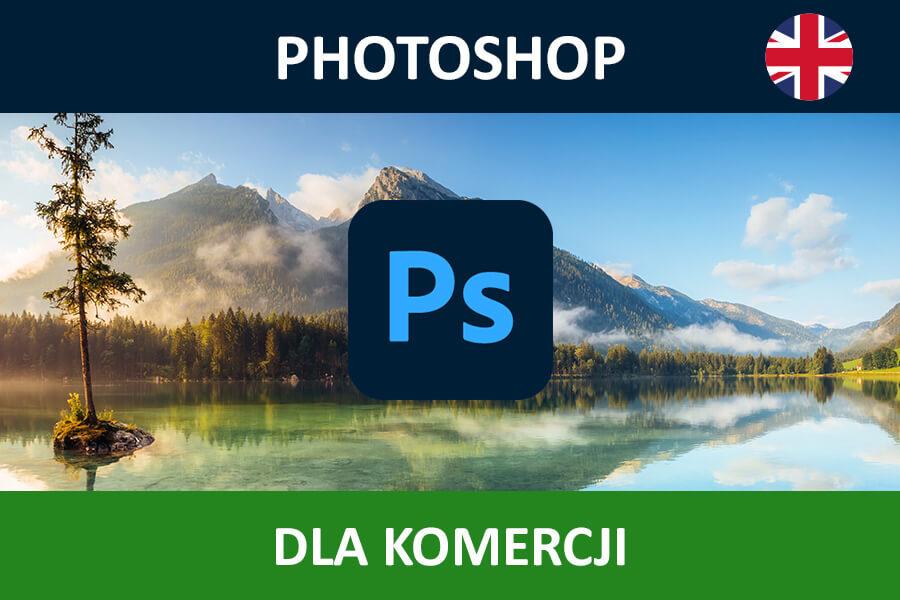 Adobe Photoshop CC for Teams nowa subskrypcja COM ENG