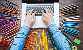 Komputery i laptopy dla twórców