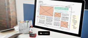szkolenie skuteczne projektowanie layoutu i typografii akademia it media