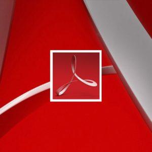 Adobe Acrobat 2017 Pro