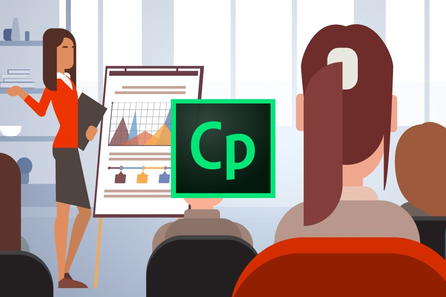 Adobe Captivate for Teams nowa subskrypcja COM ENG