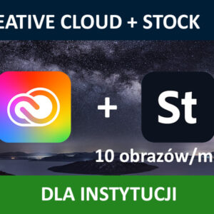 Adobe Creative Cloud Stock 10 GOV PL