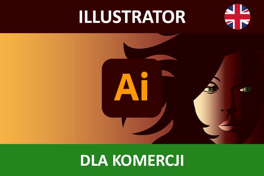 Adobe Illustrator CC for Teams nowa subskrypcja COM ENG