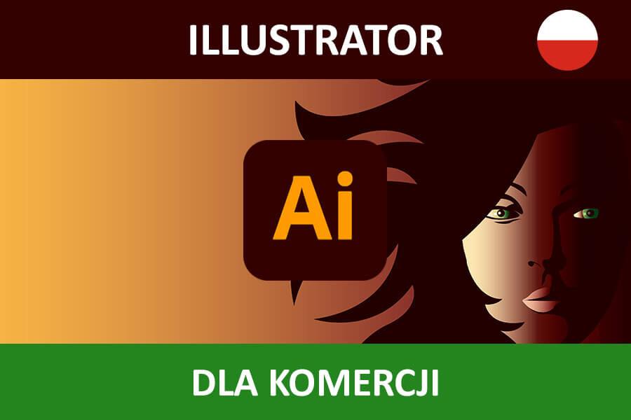 Adobe Illustrator CC for Teams nowa subskrypcja COM MULTI/PL