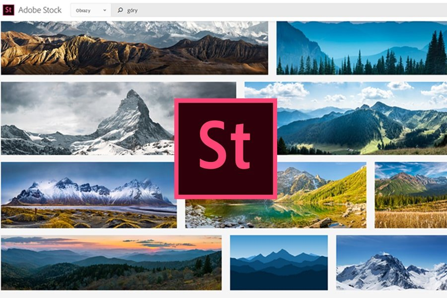 Adobe Stock for Teams – 40 punktów