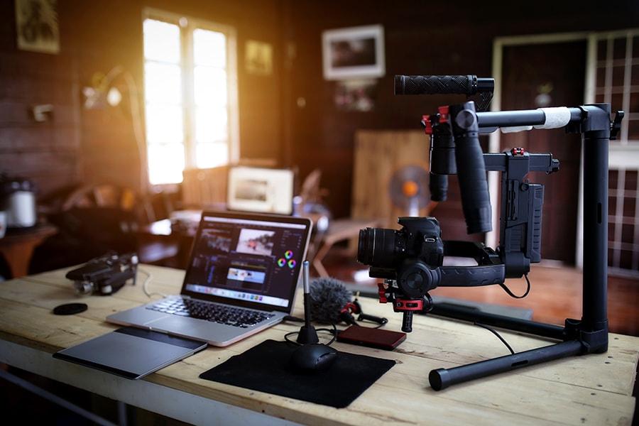 Kurs Filmowania i montażu