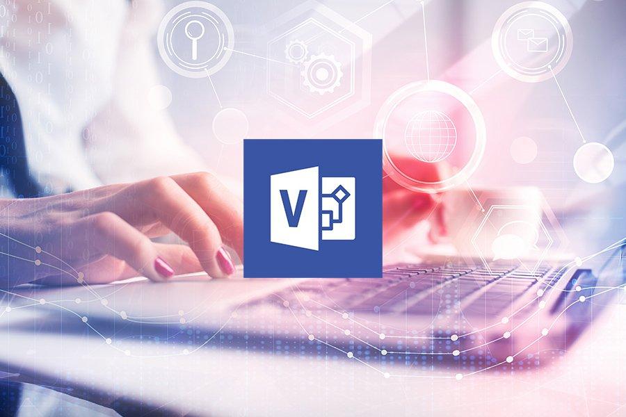 Microsoft Visio Professional 2019 PL Win