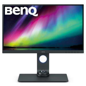 BenQ SW270C profesjonalny monitor dla fotografa