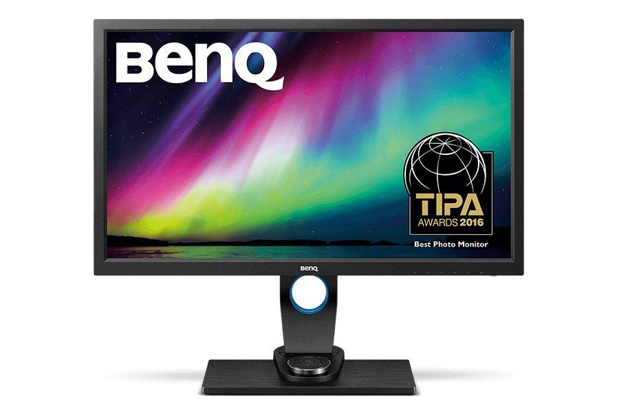 Monitor dla fotografa BenQ SW2700PT