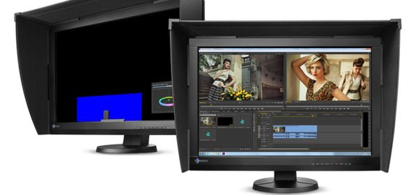 Monitor do montażu wideo