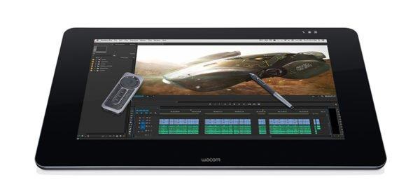 Tablet graficzny z ekranem