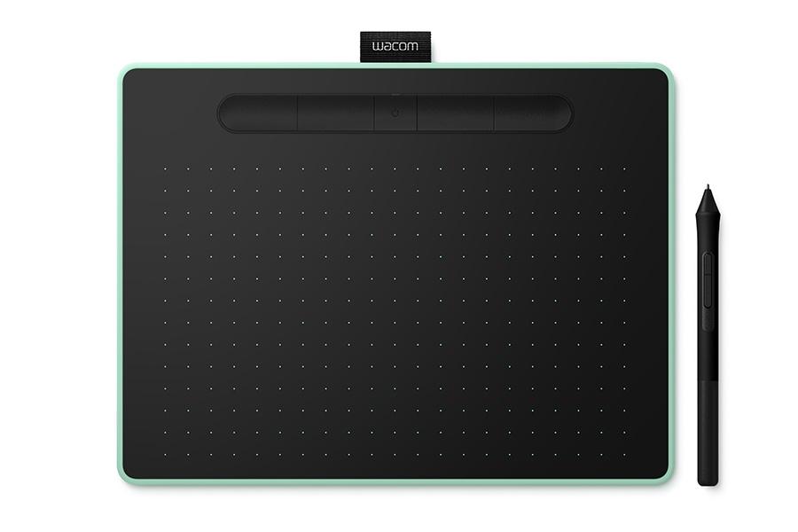 Tablet graficzny Wacom Intuos M Bluetooth Pistachio
