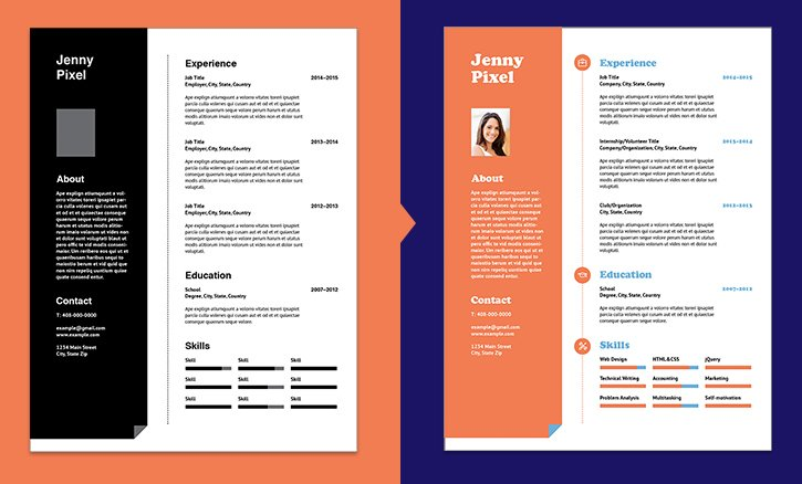 Adobe InDesign - efekt pracy