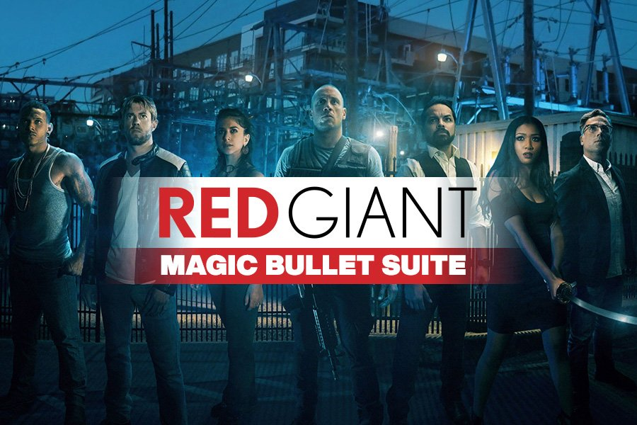 Red Giant Magic Bullet Suite Licencja wieczysta