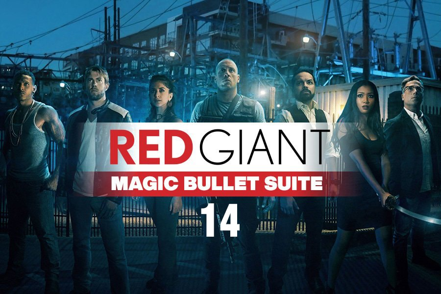 Red Giant Magic Bullet Suite Uaktualnienie
