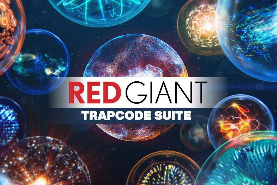 Red Giant Trapcode Suite Licencja Floatingowa