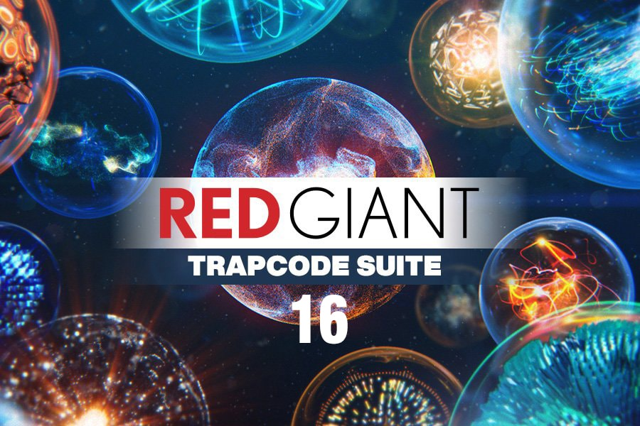 Red Giant Trapcode Suite Licencja wieczysta