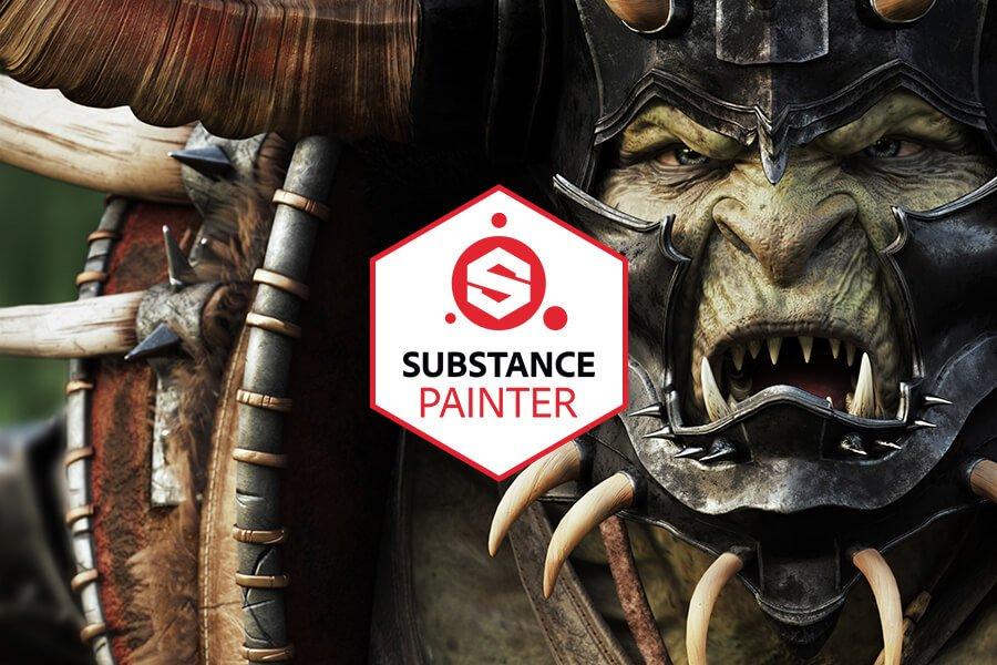 Substance Painter + 12 miesięcy aktualizacji i wsparcia