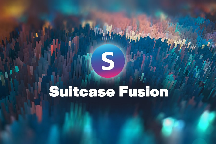 Extensis Suitcase Fusion Roczna subskrypcja