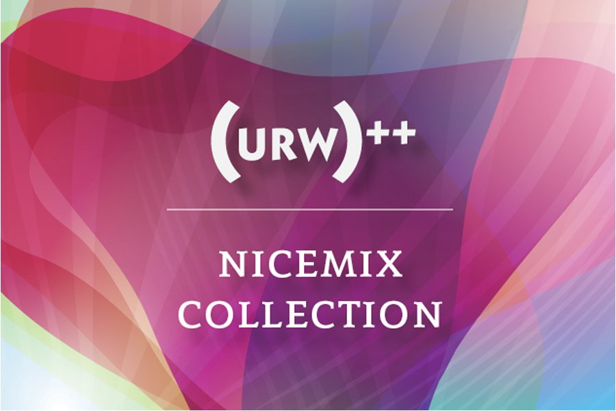 URW NiceMix Collection