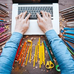 ścieżka grafik komputerowa materiały dydaktyczne dla nauczycieli kreatywny start