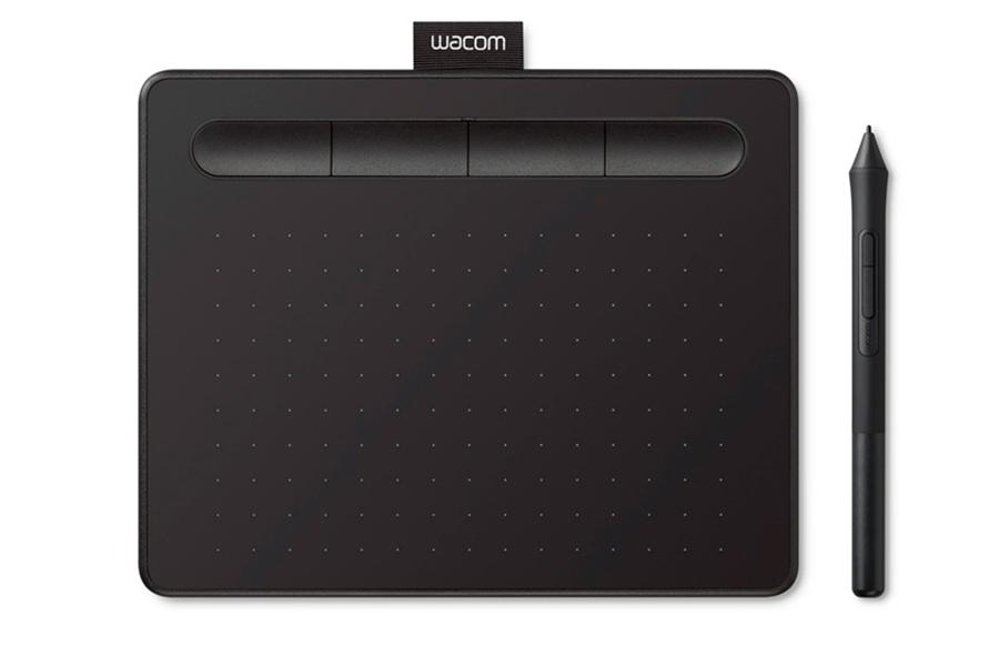 Tablet graficzny Wacom Intuos S Black