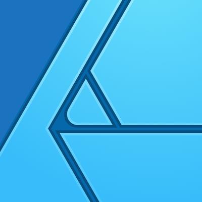 Affinity Designer - ikona