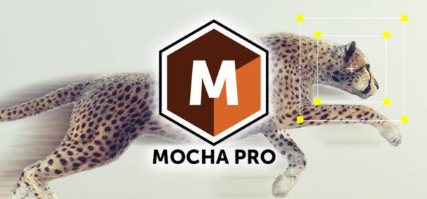 Boris FX Mocha Pro