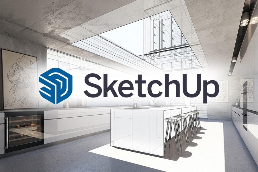 SketchUp Pro 2020 PL (subskrypcja 1 rok)