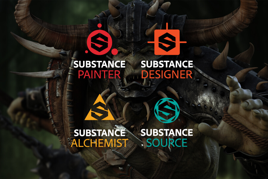 Substance Suite nowa subskrypcja