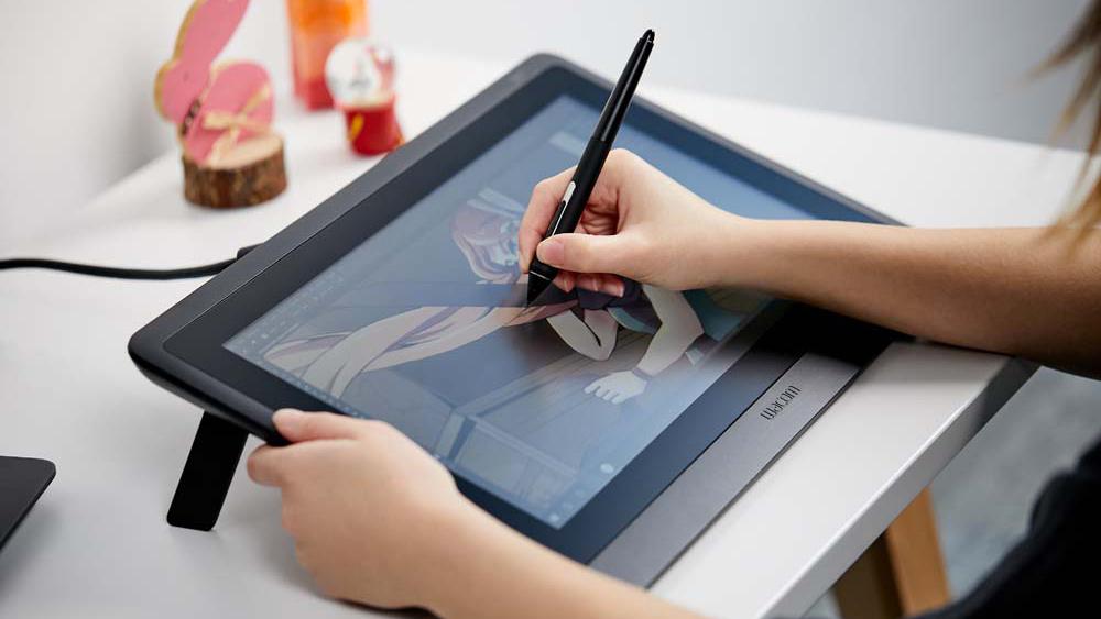 Tablet graficzny z ekranem Cintiq 16
