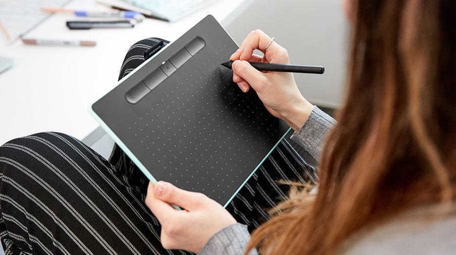 Tablet piórkowy, czyli tablet graficzny bez wyświetlacza