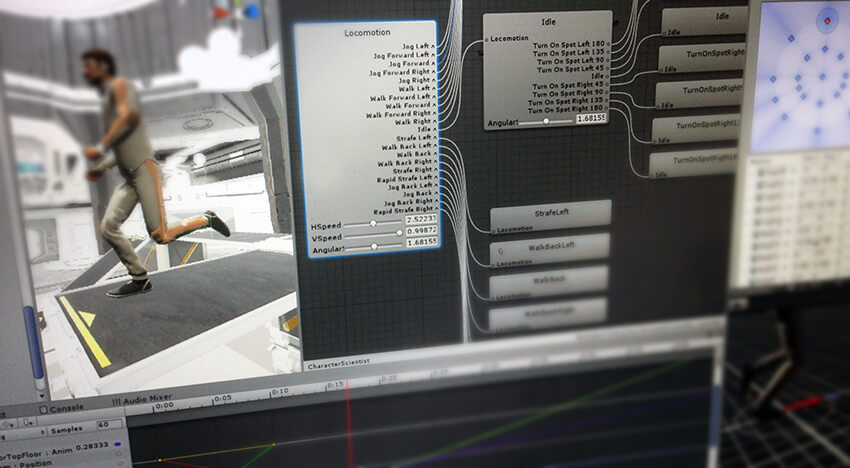 Unity Pro Animation