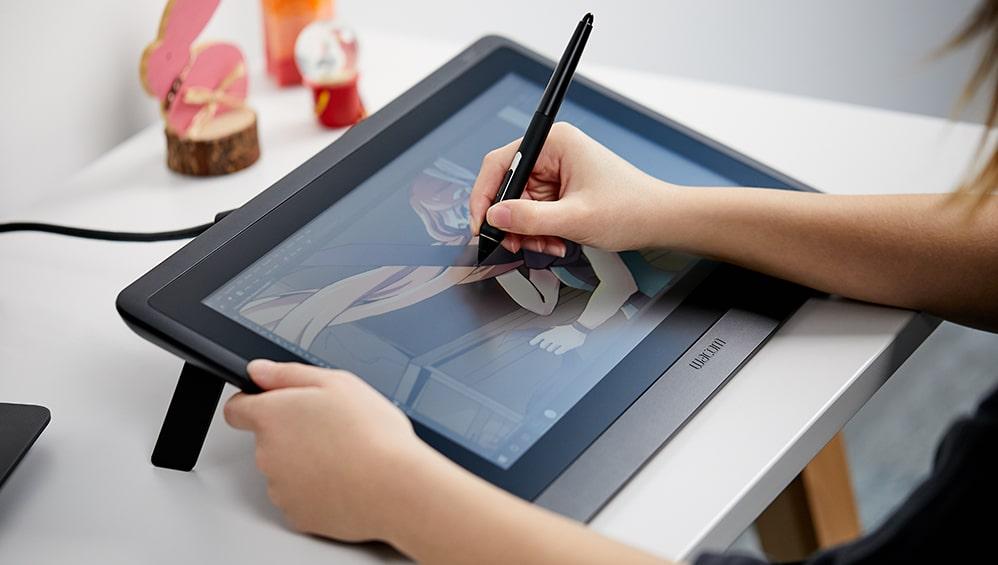 Wacom Cintiq tablet graficzny z ekranem