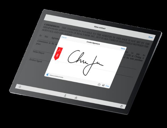 Adobe Sign - podpis 3