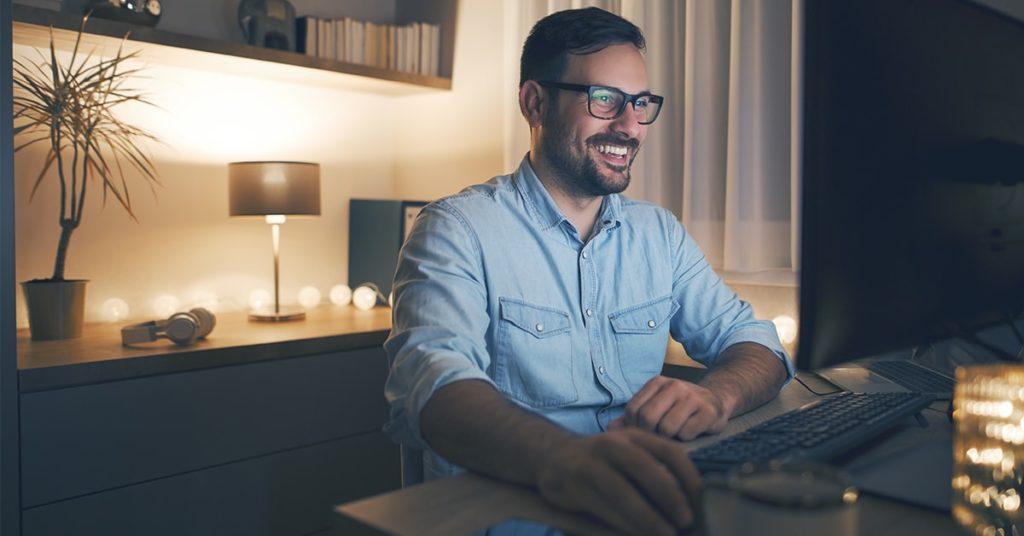 odpowiedni monitor do pracy w domu