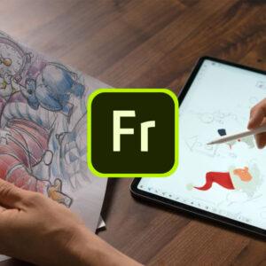 Adobe Fresco - produkt