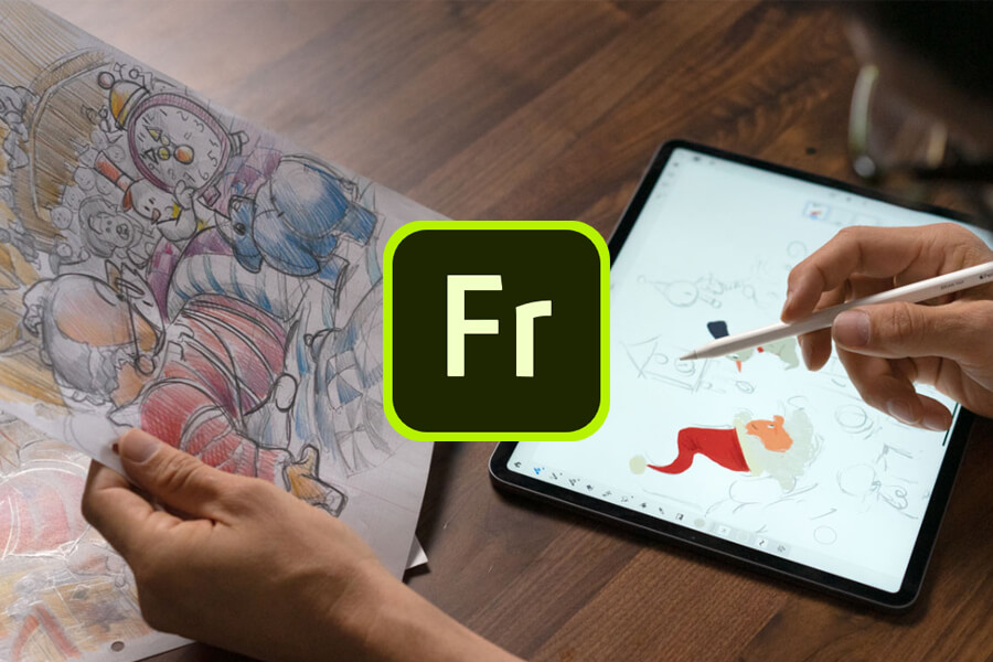 Adobe Fresco for Teams nowa subskrypcja COM MULTI/PL