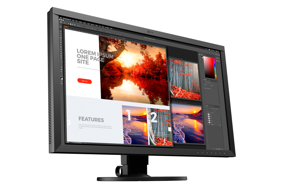 Monitor graficzny Eizo ColorEdge CS2740
