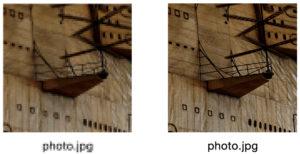 CS2740 gęstość pikseli