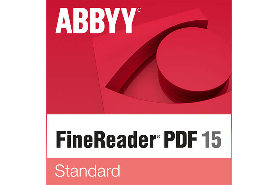 ABBYY FineReader 15 Standard – GOV