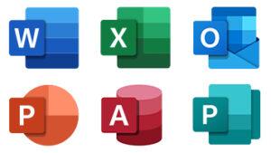 Microsoft 365 aplikacje