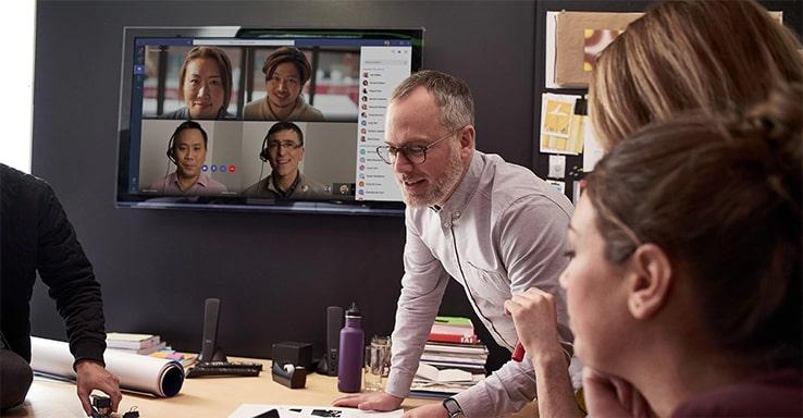 Microsoft 365 Business Standard Microsoft Teams