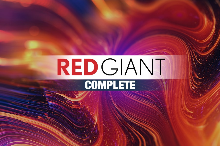 Red Giant Complete Subskrypcja – 1 rok