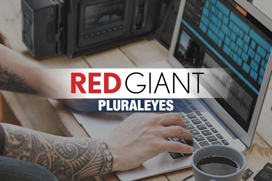 Red Giant PluralEyes Licencja wieczysta