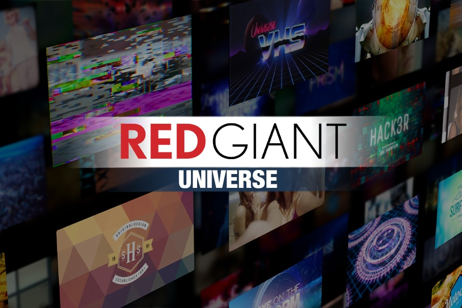 Red Giant Universe Subskrypcja – 1 rok