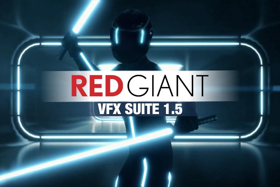 Red Giant VFX Suite Licencja wieczysta